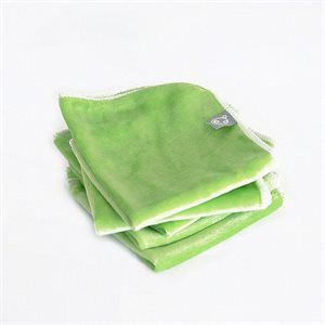 Green Wipes Pack of 5 - LPO