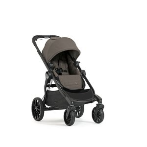 Poussette City Select Lux Taupe - Baby Jogger