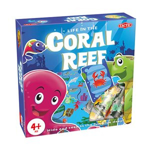 Coral Reef - Lion