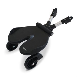 Ride-on board Black - Bumprider