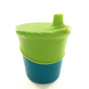 Silicone Sippy Cup - Silikids