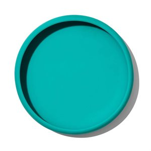 Assiette en silicone Turquoise - OXO